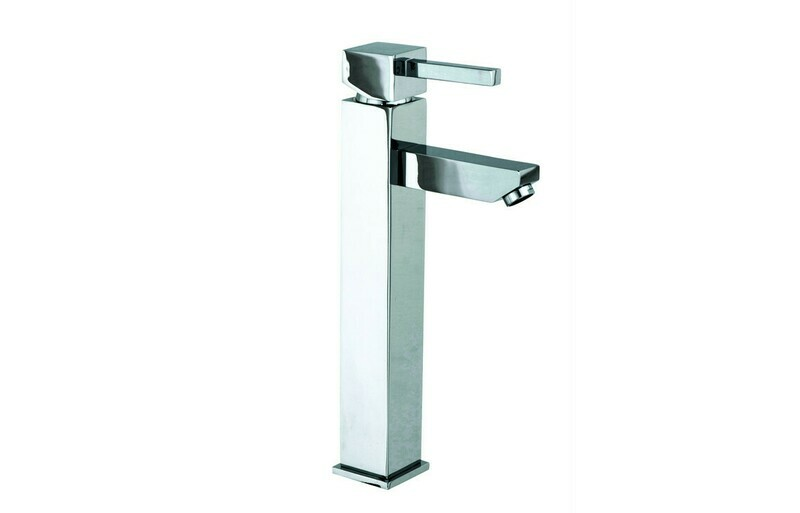 Brava Square Tall Mono Basin Mixer