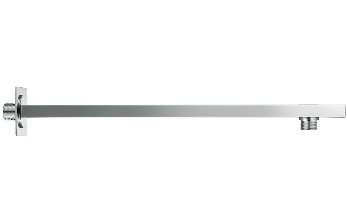 300MM SQUARE SHOWER ARM - CHROME