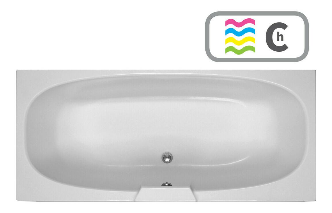 ALGARVE D/END 1700X750 0TH BATH W/CHROMA
