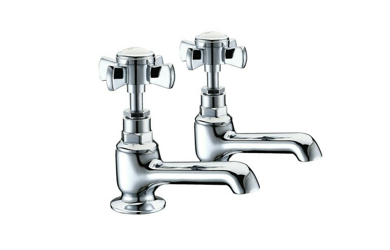Eterno² Basin Taps