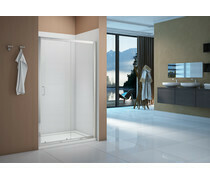 Merlyn Vivid Boost 1400mm Sliding Door