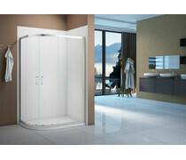 Merlyn Vivid Boost 1200x900mm 2 Door Offset Quadrant