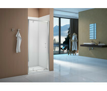 Merlyn Vivid Boost 800mm Pivot Door