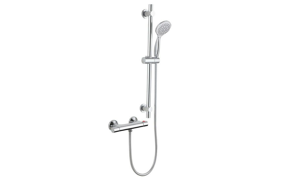 Lunea Thermostatic Mixer Shower