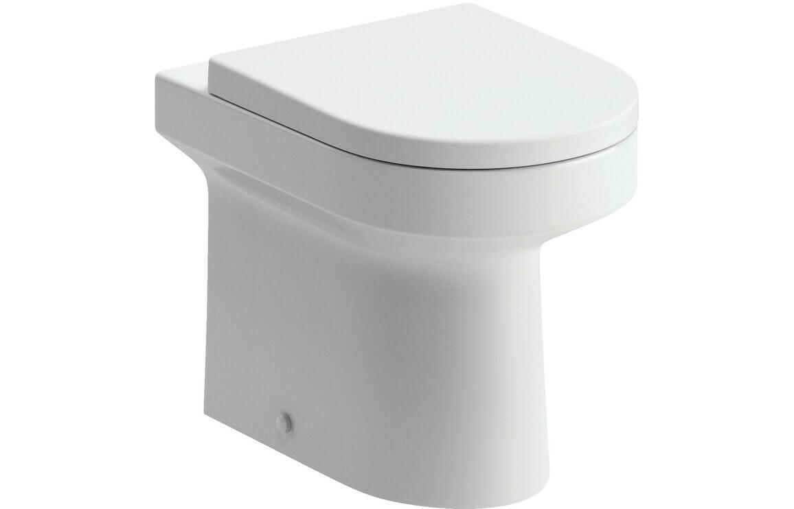 Laurus² BTW WC & Soft Close Seat