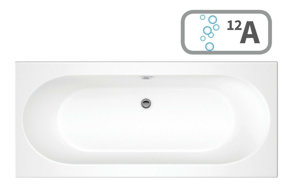 Cascade Double End 1700x700 0TH Bath & Airspa System
