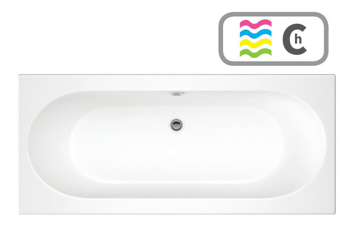 Cascade Double End 1700x700 0TH Bath & Chromatherapy System