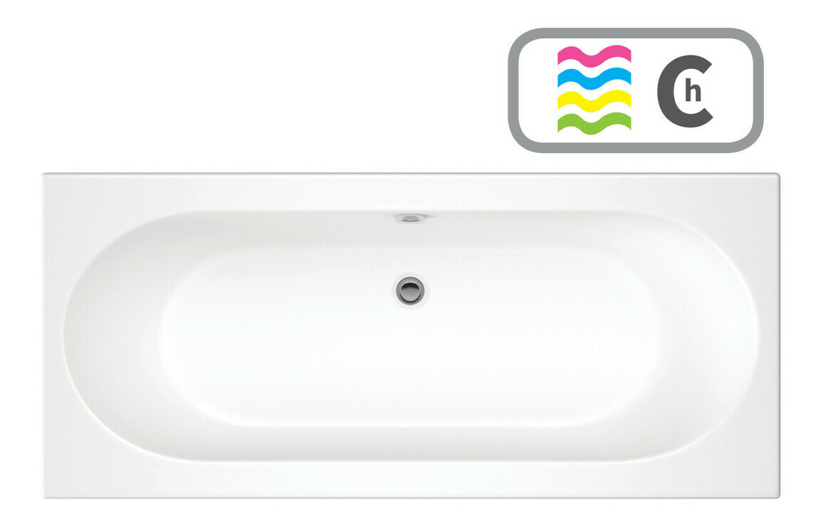 Cascade Double End 1700x750 0TH Bath & Chromatherapy System
