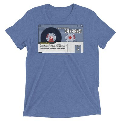 The Sound Cypher Open Format 101 - Shirt
