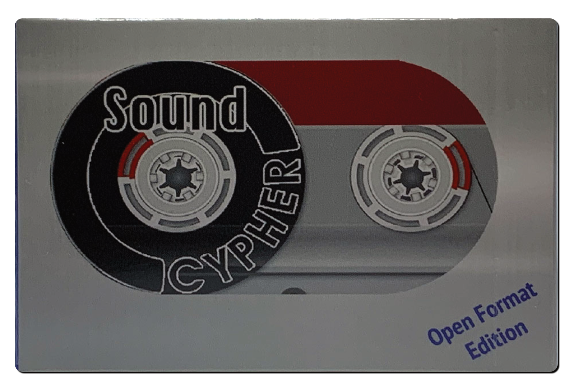 The Sound Cypher: Open Format Edition
