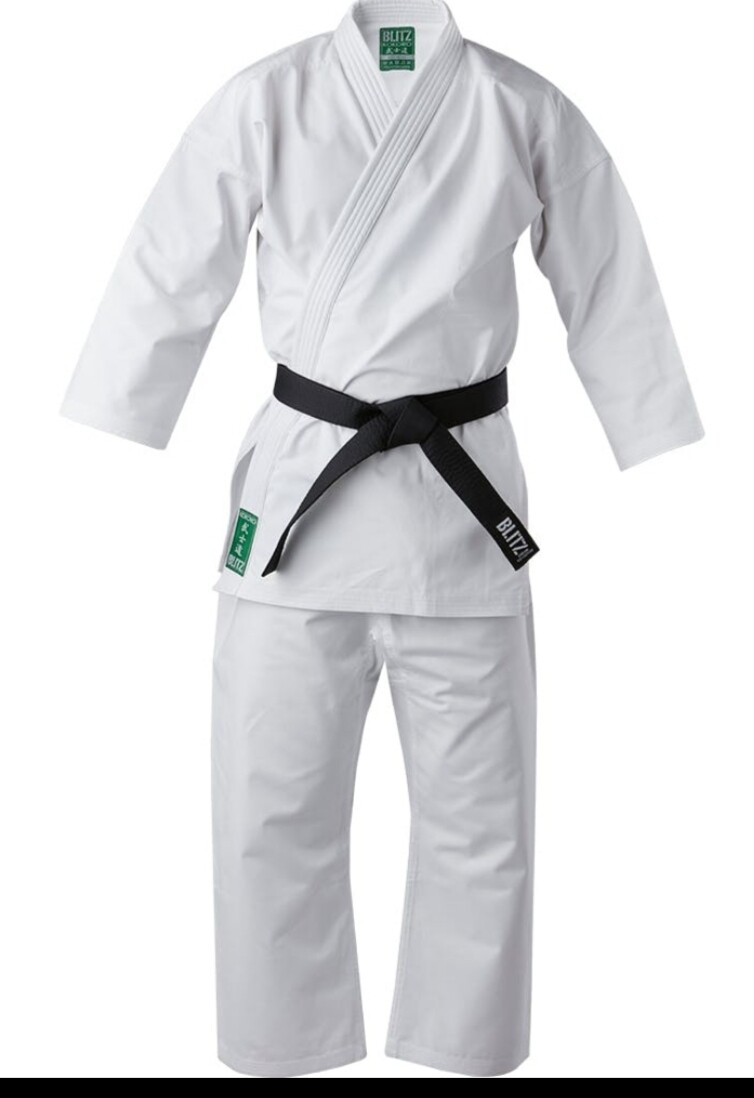 10oz Middleweight White Karate Gi (Kids)