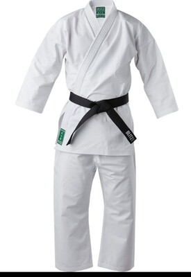 10oz Middleweight White Karate Gi (Kids)
