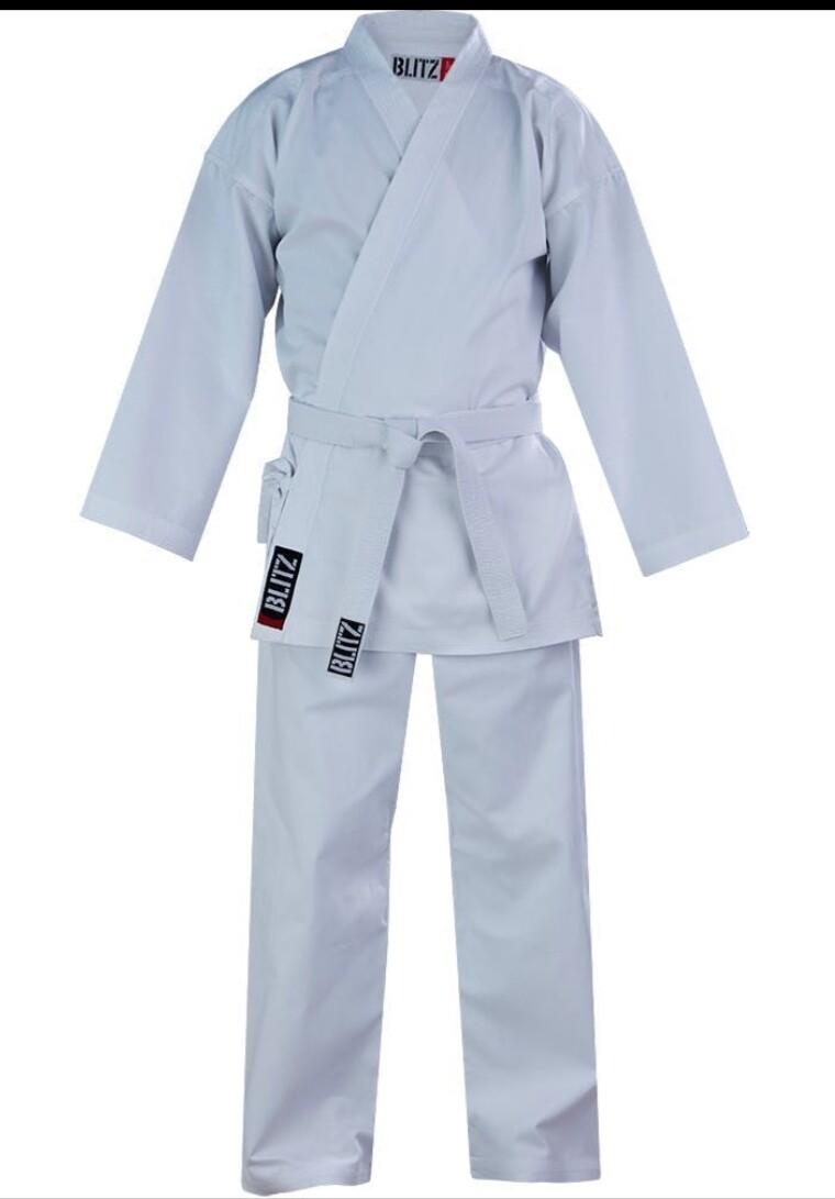 7oz White Karate Gi (Adult)