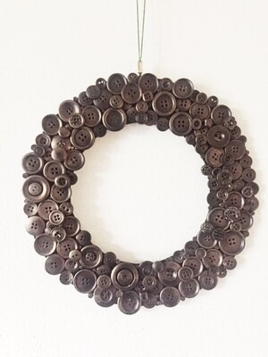 Button Wreath (Big)