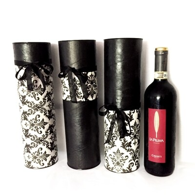 Wine Gifting Containers