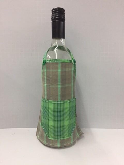 Decorative bottle gifter