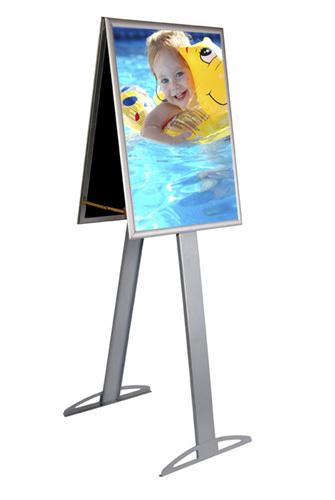 A Frame A1 clip frame Tall