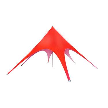 Star Tent Single 12m x 12m