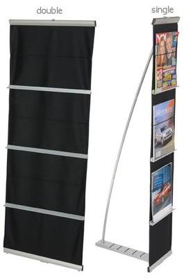 Brochure Stand Mini Single