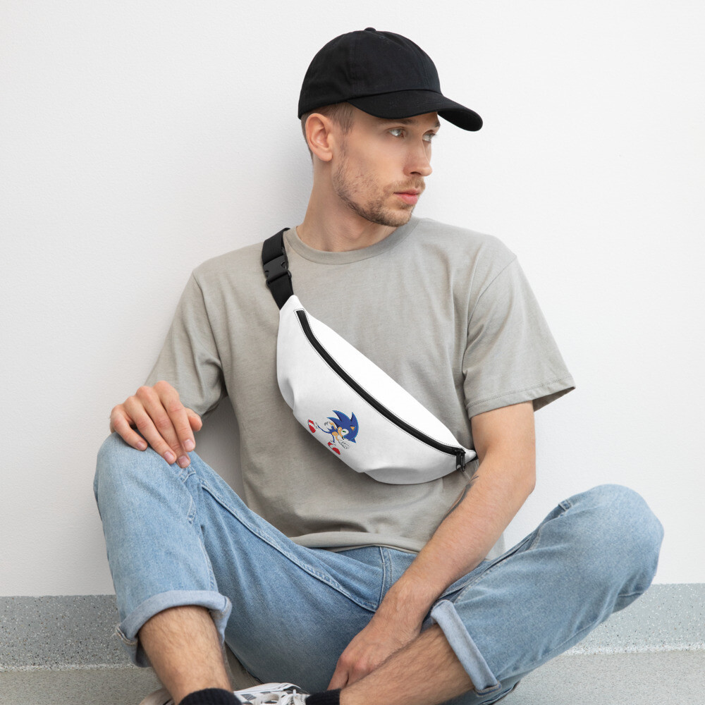 Sonic the hedgehog Fanny Pack
