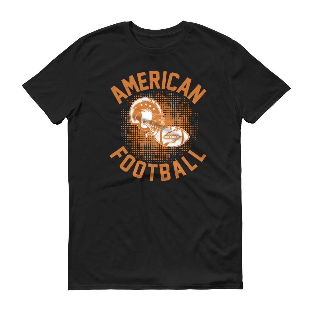 American Football Short-Sleeve T-Shirt