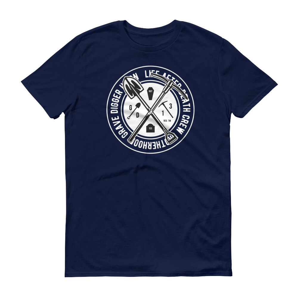 Grave digger Short-Sleeve T-Shirt