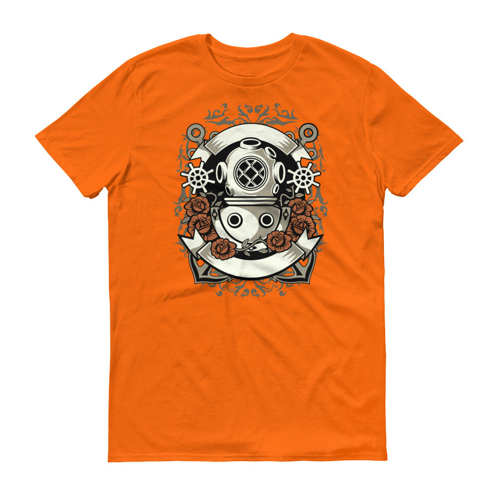 Diver Short-Sleeve T-Shirt