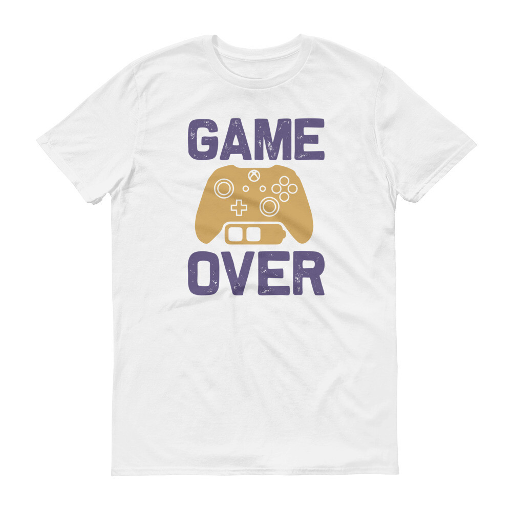 Game over Short-Sleeve T-Shirt
