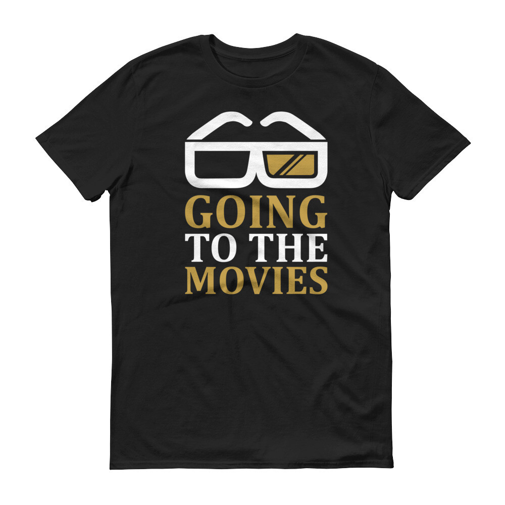 Going to the movies Short-Sleeve T-Shirt