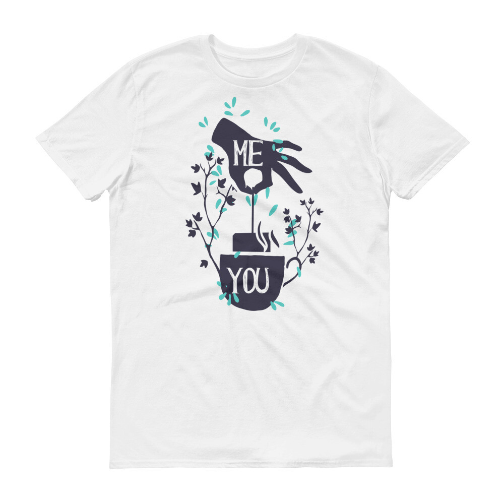 Me and you parody Short-Sleeve T-Shirt