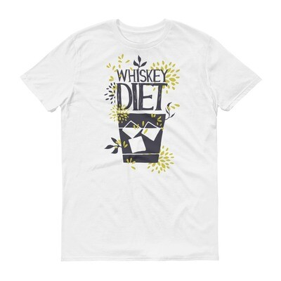 Whiskey diet coke Short-Sleeve T-Shirt
