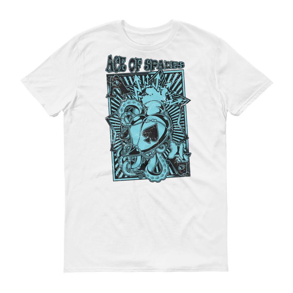 Ace of spades destiny Short-Sleeve T-Shirt