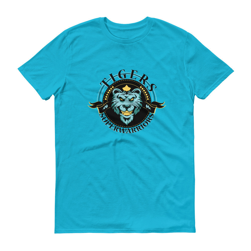 Tigers superwarriors Short-Sleeve T-Shirt
