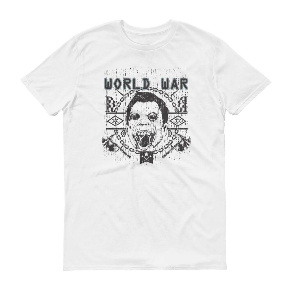 World war Short-Sleeve T-Shirt