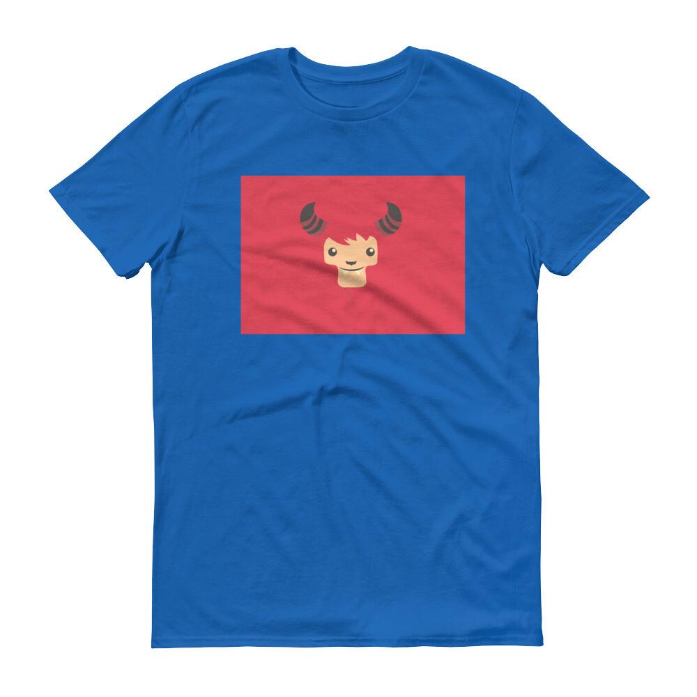 Cow monster Short-Sleeve T-Shirt