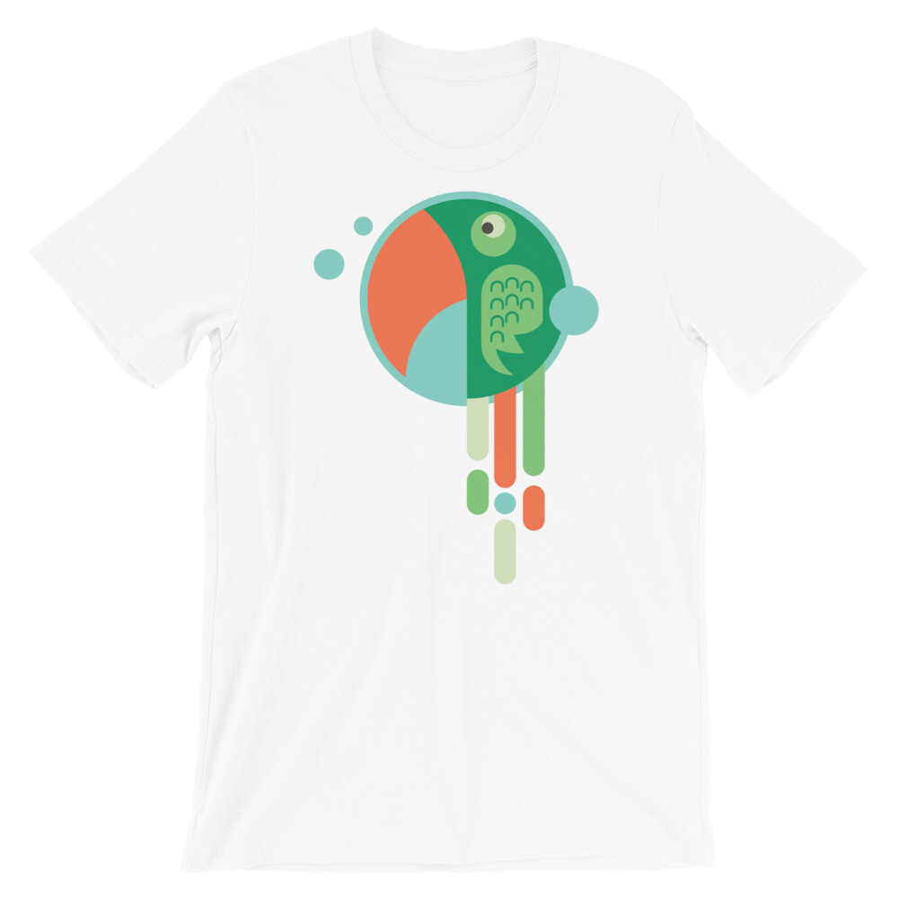 Ball art Short-Sleeve Unisex T-Shirt