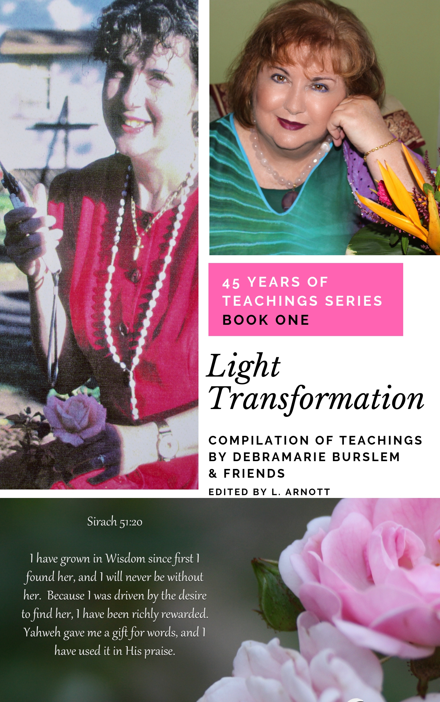 Light Transformation Set - Book One & Book Two (Download only) EB- light