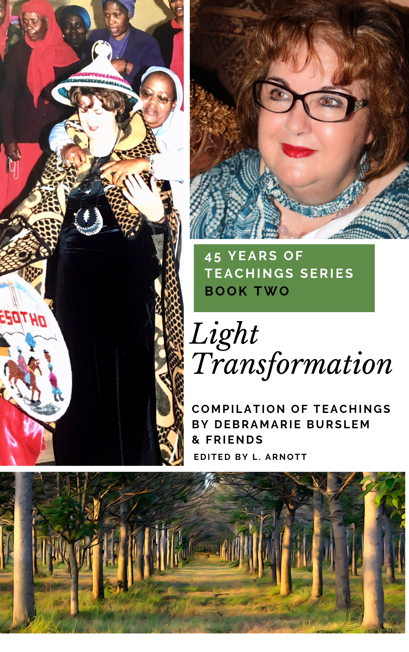 Light Transformation Set - Book One & Book Two (Download only)