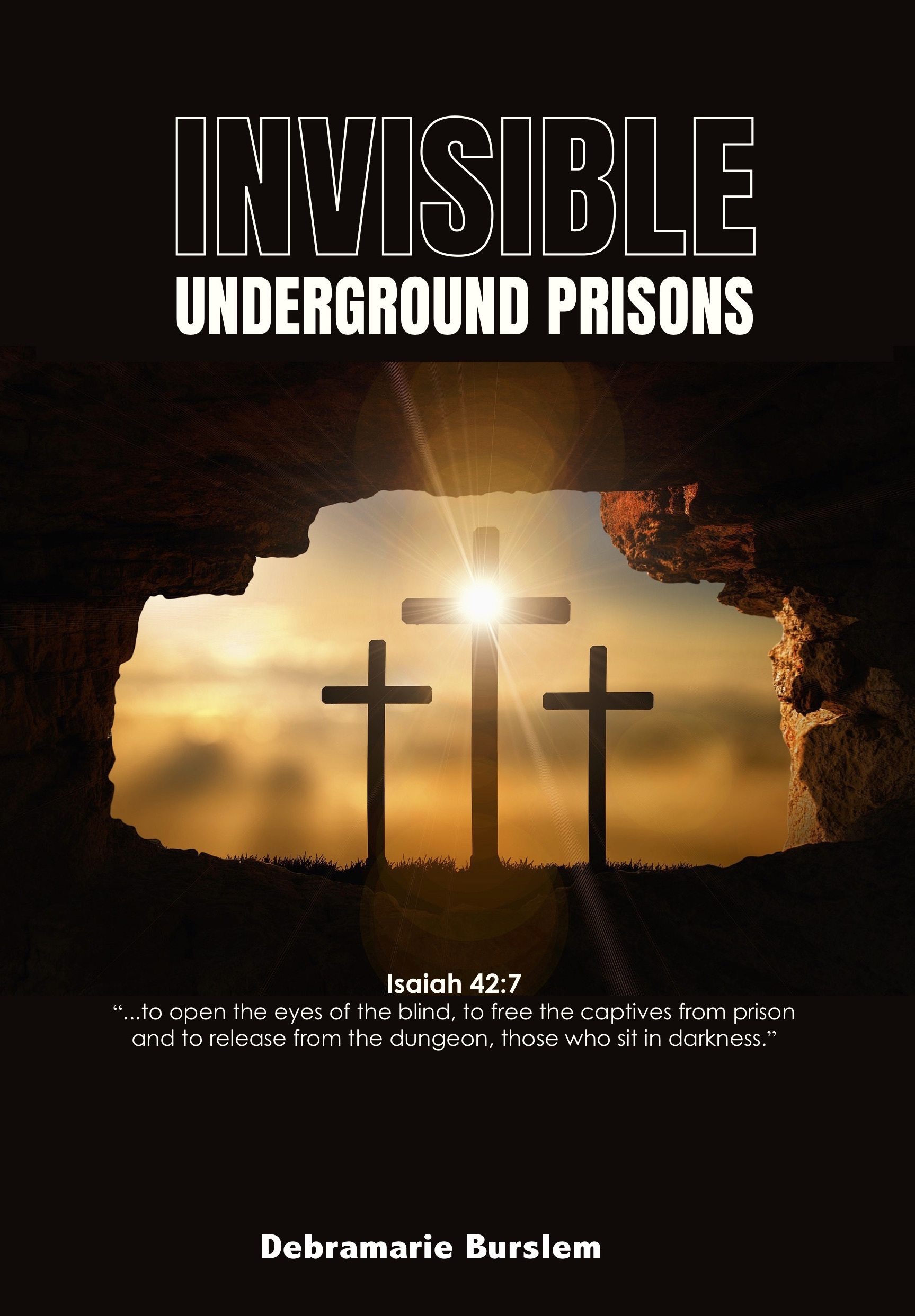 Invisible Underground Prisons SKU PB-IUP