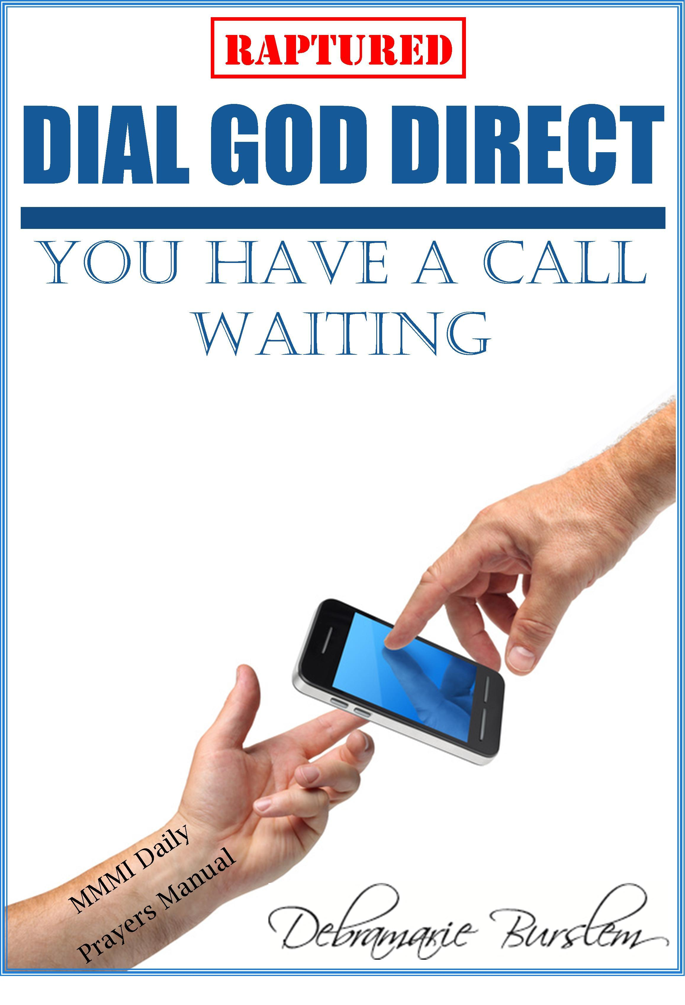 Dial God Direct - MMMI Prayer Manual EBMMMP