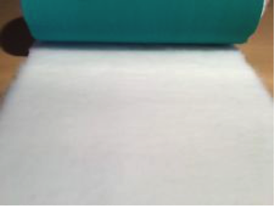 {Single Sheets} : Ultra Premium - Green Backing : Plain White - Ref : (3254)