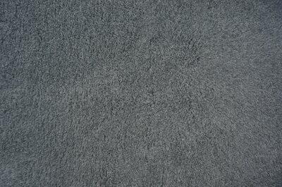 {15 x Metre Roll} : Ultra Premium - Green Backing : Plain Charcoal - Ref : (3234)