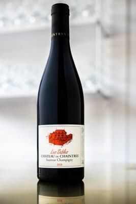 Chateau de Chaintres Saumur-Champigny 'Les Sables' Cabernet Franc (2018)