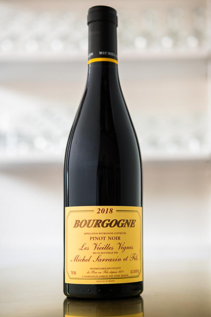Domaine Michael Sarrazin et Fils Bourgogne Rouge Vielles Vignes (2018)