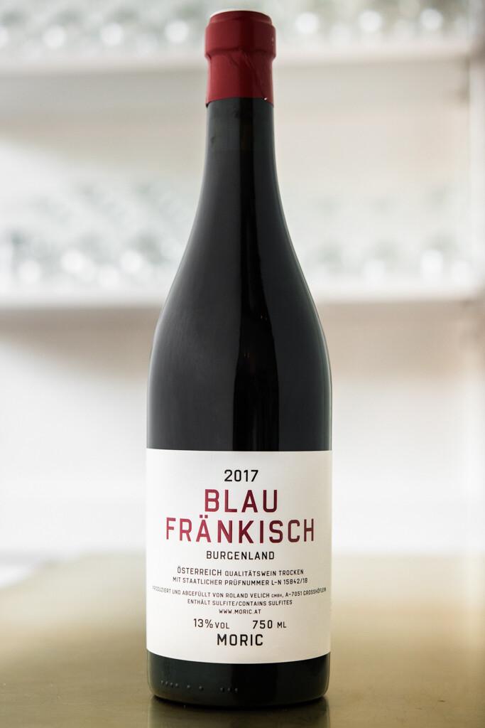 Moric Blaufrankisch Burgenland (2017)