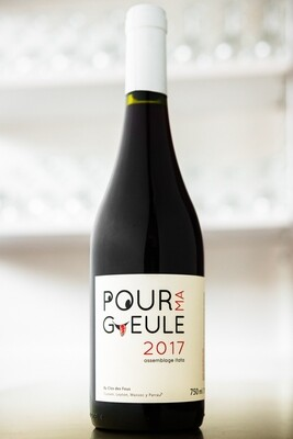 Clos des Fous, Pour Ma Guele Assemblage Itata (2017)