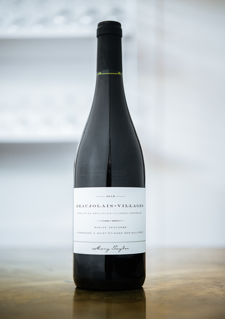 Mary Taylor Beaujolais-Villages Gamay (2018)