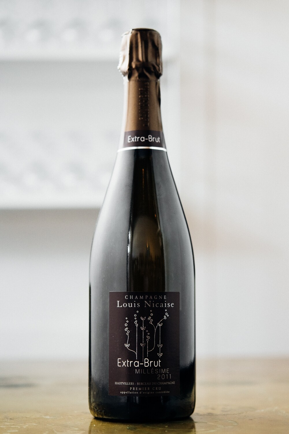 Louis Nicaise 'Extra Brut Millesime' (2011)