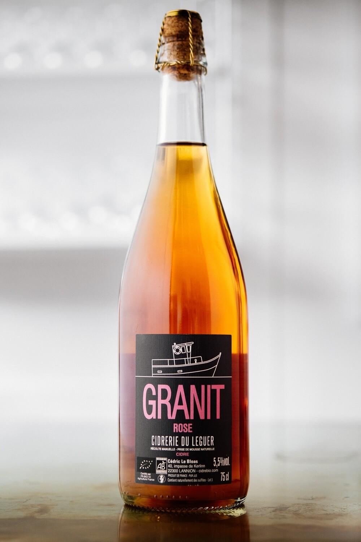 Cidrerie du Leguer, Cidre Granit Rose