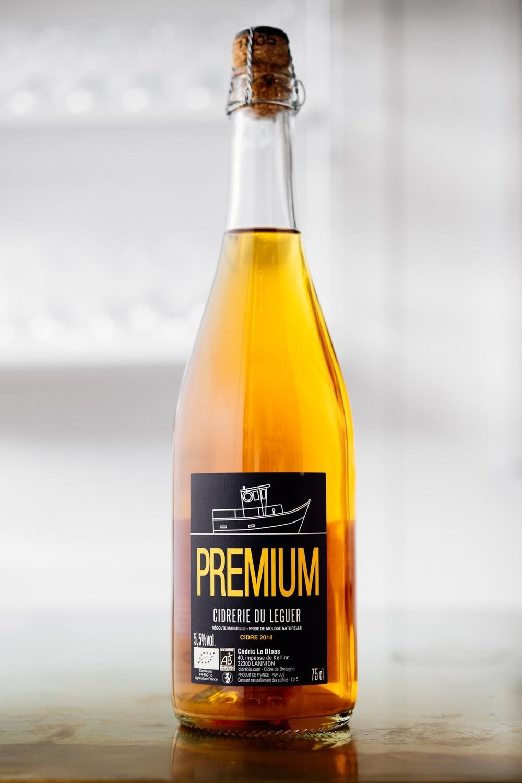 Cidrerie du Leguer, Cidre Premium